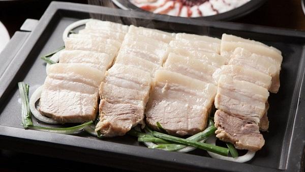 cách luộc thịt heo ngon